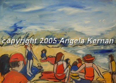 'Beach Picnic'